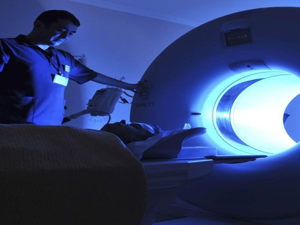 دانلود پاورپوینت آشنایی با CT Scan