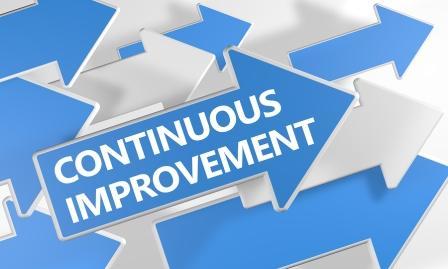 دانلود پاورپوینت بهبود مستمر(Continuous Improvement)