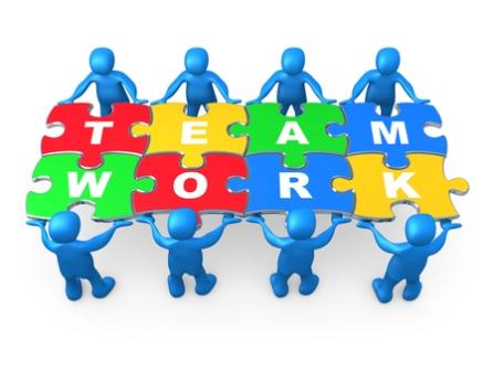 دانلود پاورپوینت كارگروهی و مهارتهای رهبری گروه
