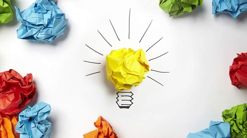 دانلود پاورپوینت آشنایی با  اصول و مبانی خلاقيت