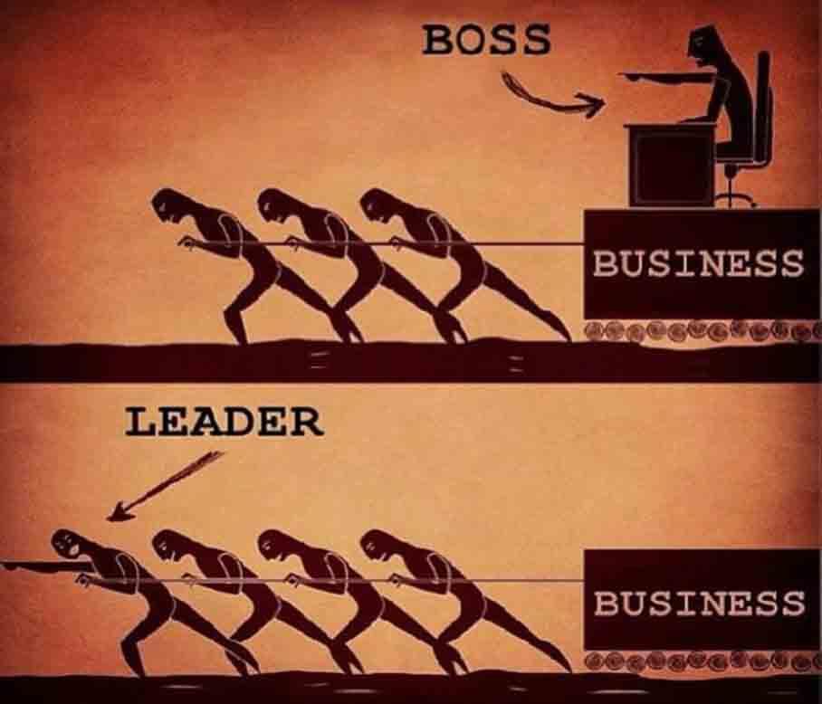 دانلود پاورپوینت تفاوت رهبری با ریاست