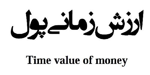 دانلود پاورپوینت ارزش زماني پول(The time value of Money)
