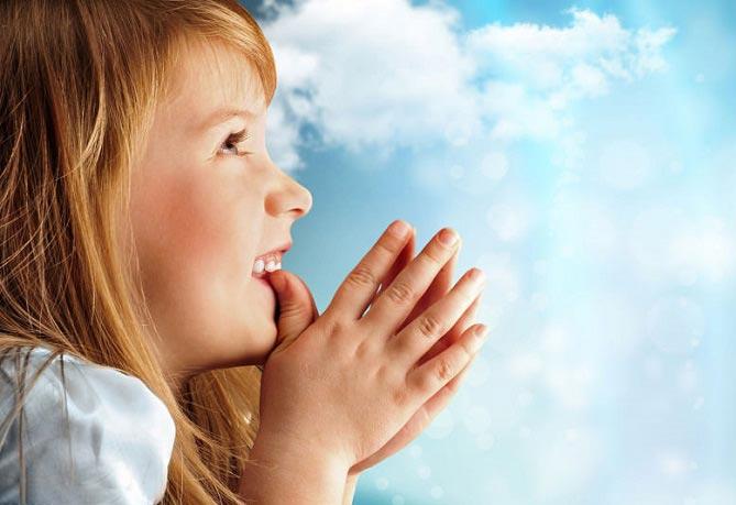 دانلود پاورپوینت خدا در زندگی کودکان