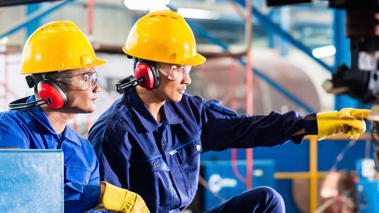 دانلود پاورپوینت کنترل صدا در محیط کار  با رویکرد HSE