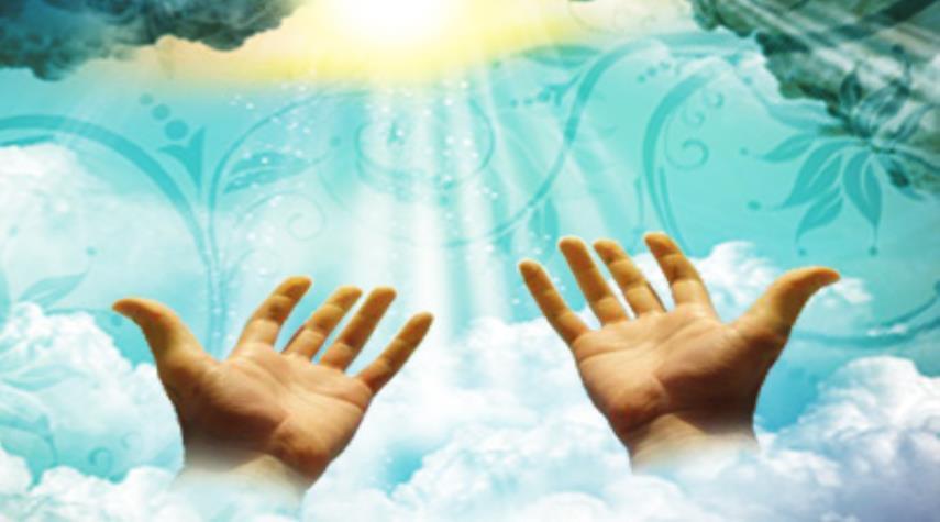 دانلود پاورپوینت دعا