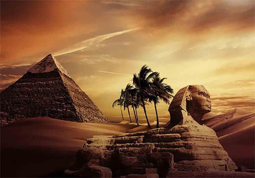 دانلود پاورپوینت تاريخ مصر باستان