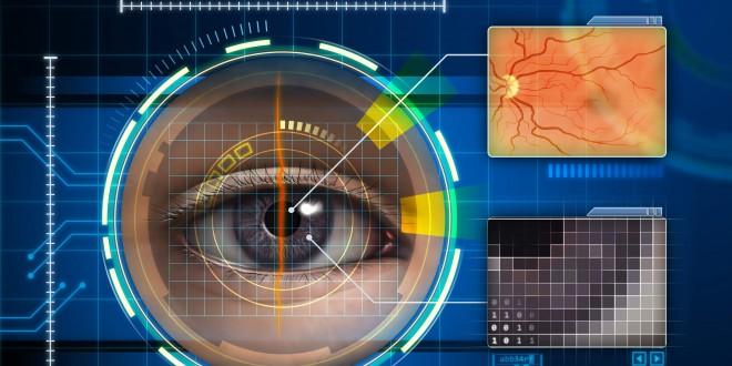 دانلود پاورپوینت تشخیص هویت به کمک عنبیه(بیومتریک عنبیه Biometric Iris Eye )