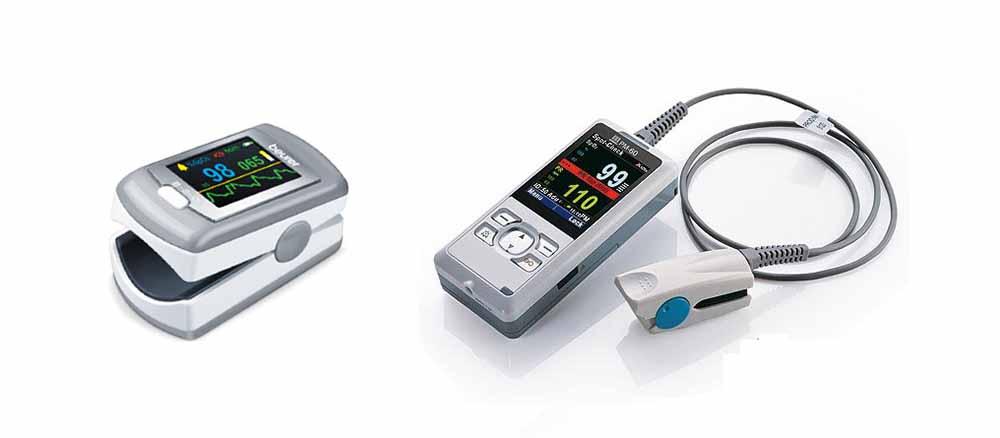 دانلود پاورپوینت بیو سنسورهای نوری  در دستگاه پالس اکسی متر