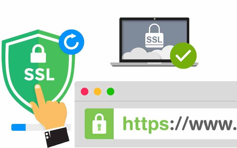 دانلود پاورپوینت مفاهیم  SSL