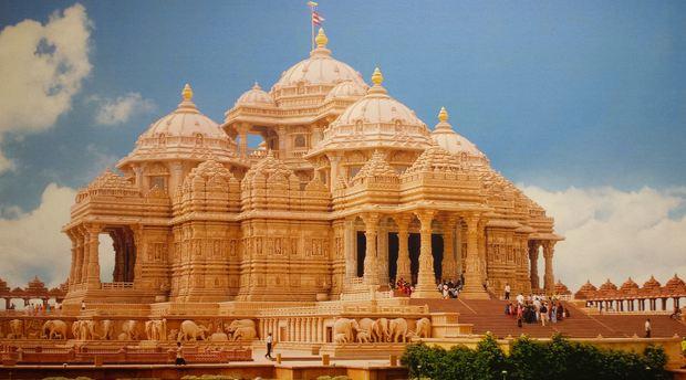 دانلود پاورپوینت فرهنگ و معماری هند