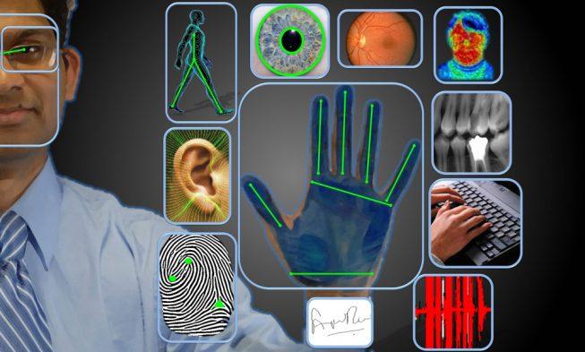 دانلود پاورپوینت روشهای تشخيص هويت بيومتريک(Biometric Methods)
