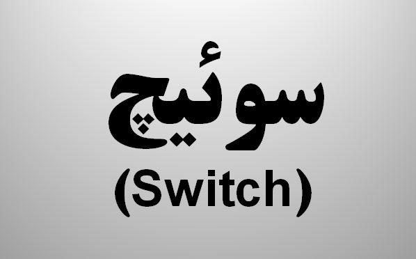 دانلود پاورپوینت رشته کامپیوتر با موضوع سوئیچ(Switch)