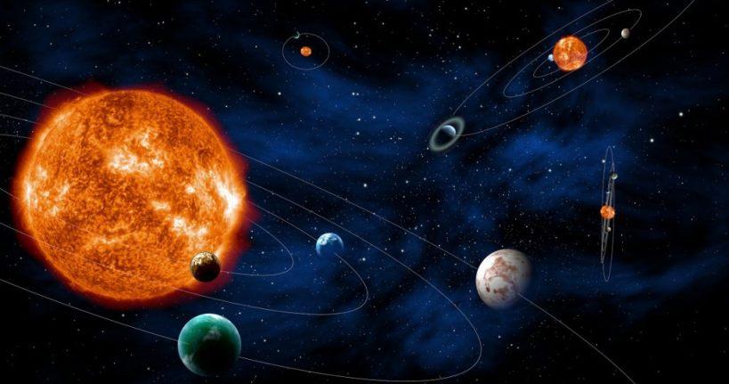 دانلود پاورپوینت ستارهشناسی(Astronomy)