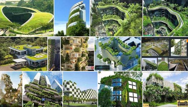 دانلود پاورپوینت معماری سبز(Green Architecture)