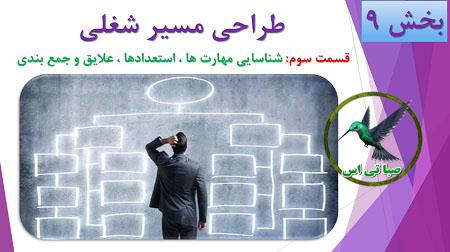 پاورپوینت طراحی مسیر شغلی 3