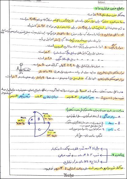 خلاصه کتاب شبکه ارتباطی قریب