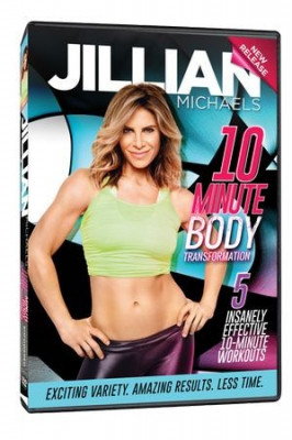 لاغری و تغییر چشمگیر بدن تنها با 10 دقیقه ورزش در روز توسط جیلیان مایکلز