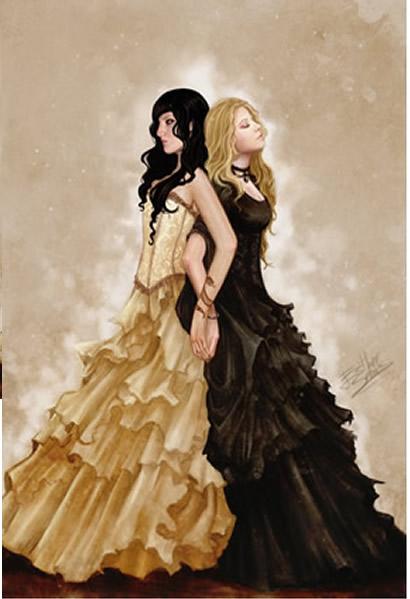 داستان دو خواهر