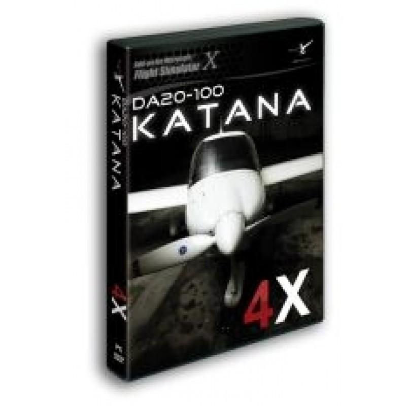 Aeresoft Diamond DA20 katana