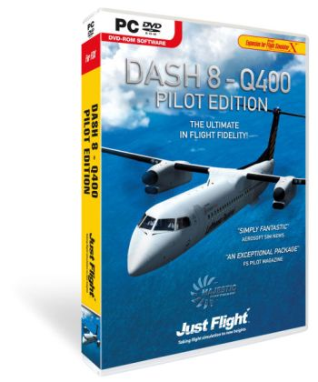 Majestic Dash 8 Q-400