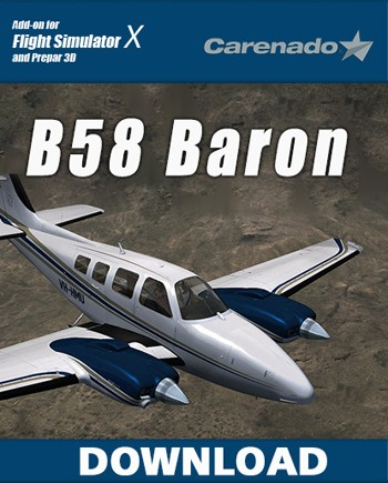 Carenado - B58 Baron
