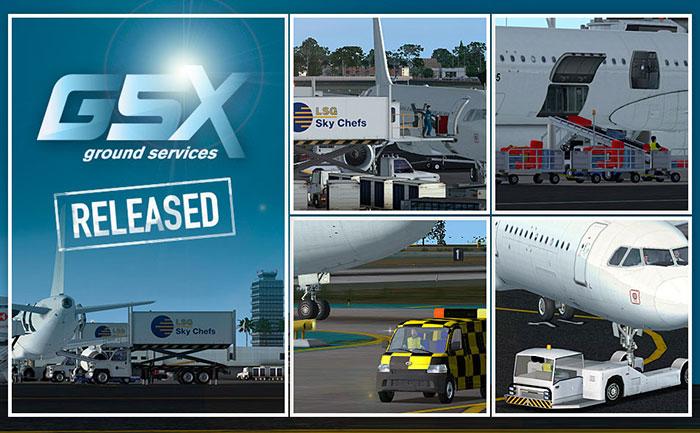 Ground Service X
