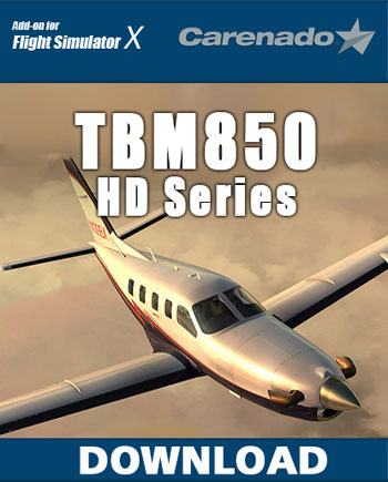 TBM850 Carenado