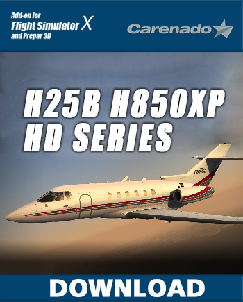 HAWKER  850 XP