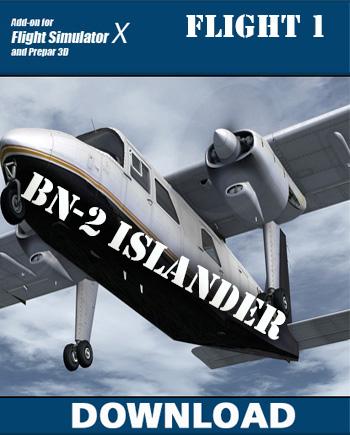 BN-2 Islander