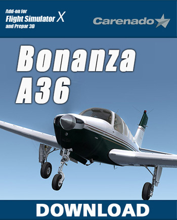 Carenado - A36 Bonanza