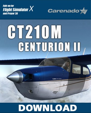 Carenado - CT210M Centurion II HD