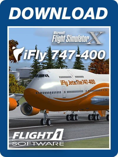 iFly 747-400