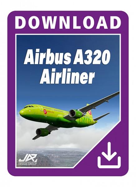 A320 JD x-plane