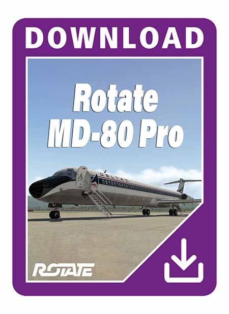md80 rotate x-plane v.141r2