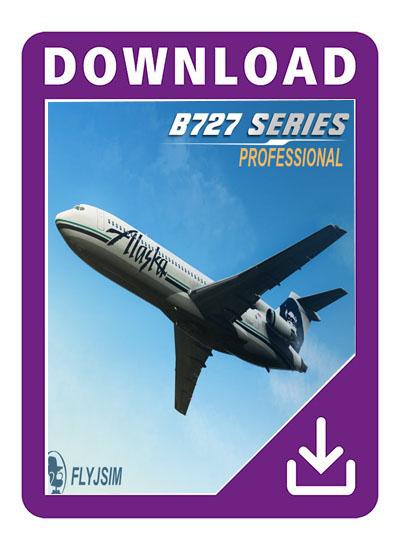 Flyjsim boeing 727 x-plane