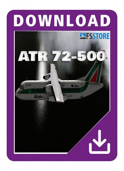 ATR 72-500 xplane