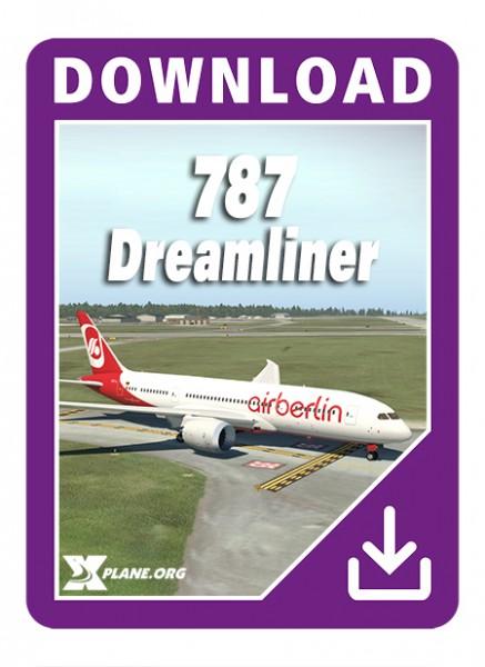 Boeing 787 xplane