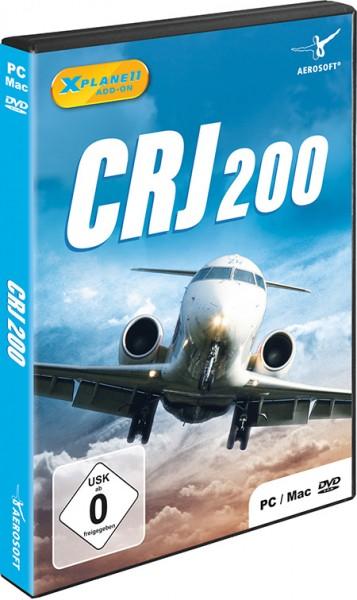 CRJ-200 xplane