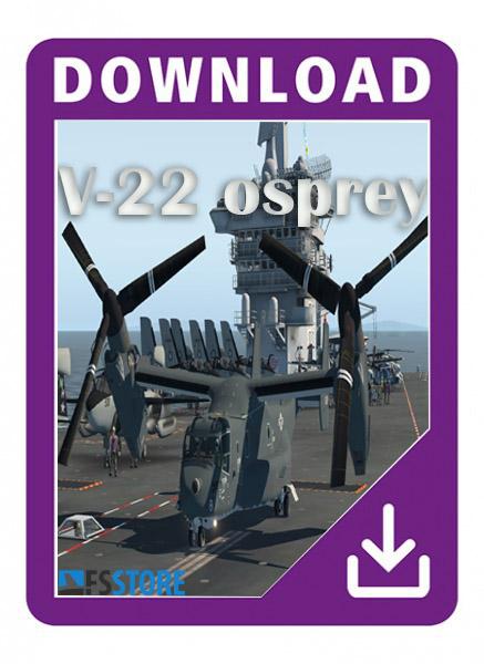 v-22 osprey xplane 11