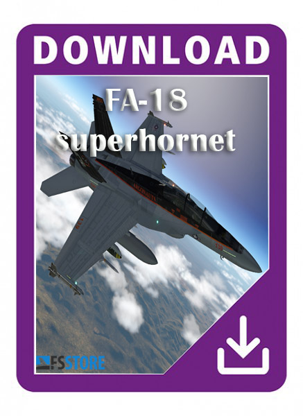 FA18-F Super Hornet xplane 11