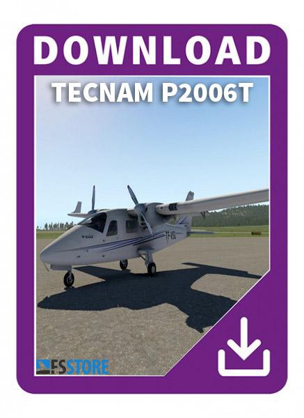 Tecnam P2006T G1000 Xplane 11