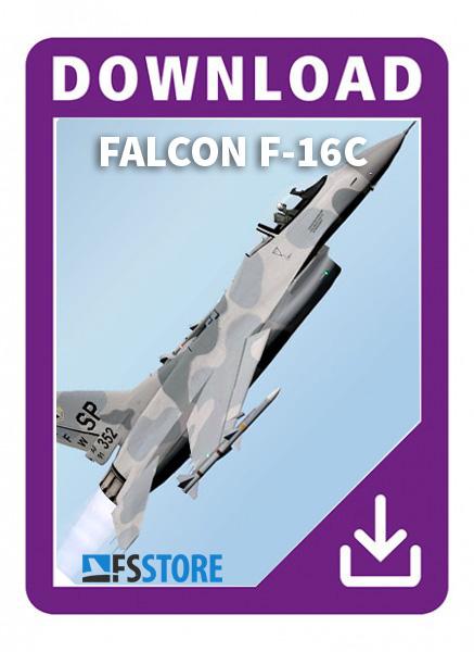 Falcon f16 c