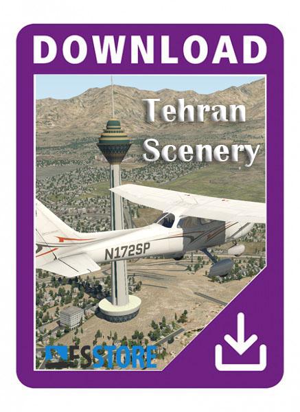 Tehran Scenery xplane 11