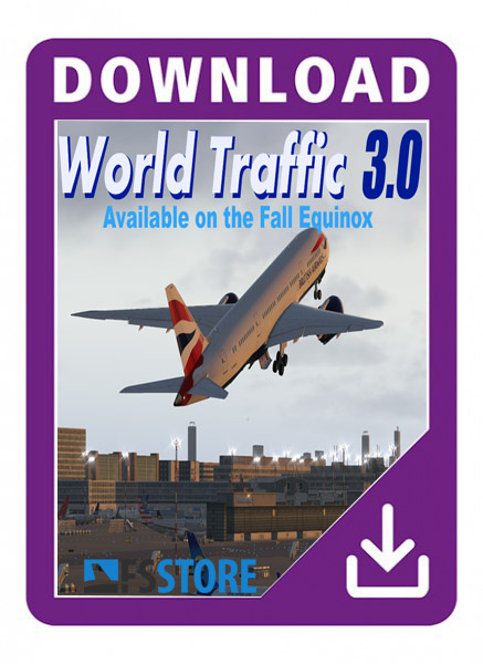 World Traffic 3 xplane 11