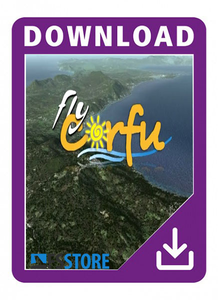 Corfu Flytampa xplane 11