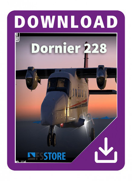 Dornier DO 228 Carenado