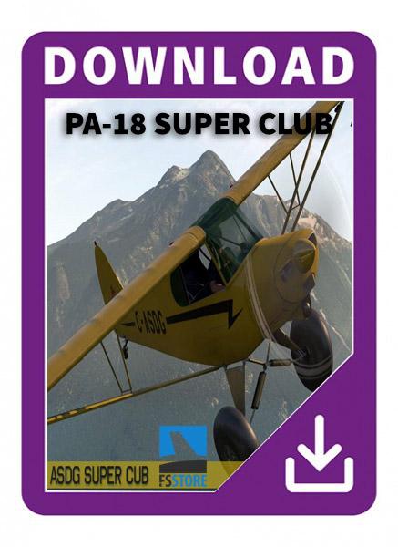 PA-18 ASDG super club