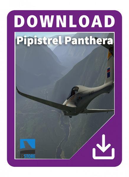 Pipistrel Panthera v3
