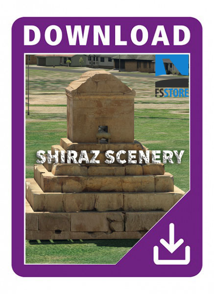 Shiraz Scenery