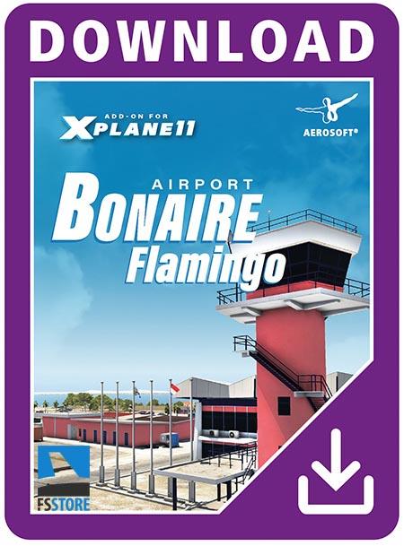 Airport Bonaire Flamingo XP
